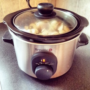 My slow cooker - Breville 1.5ltr