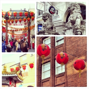 Tour of China Town