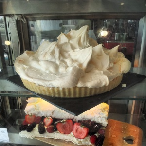 Cherry Trees famous Lemon Meringue Pie baked onsite