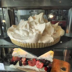 Cherry Trees famous Lemon Meringue Pie baked onsite