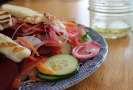 Food Processor Salad (3)